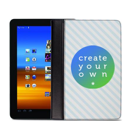 Faux Leather Samsung Galaxy Tab 2 (7.0) Cradle Case