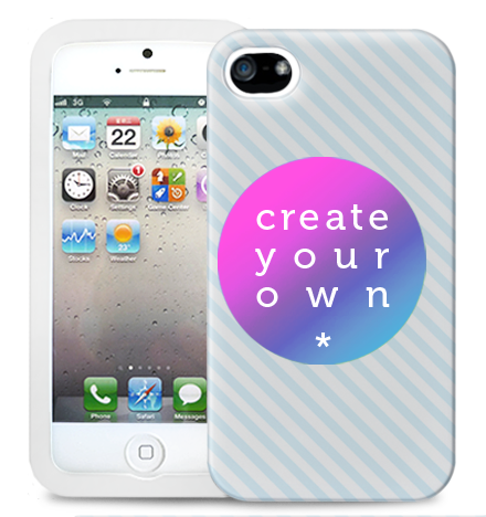 iPhone 5/5s Tough Case (White)